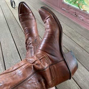 Lucchese Amberle Cowboy Boots Women's 8.5